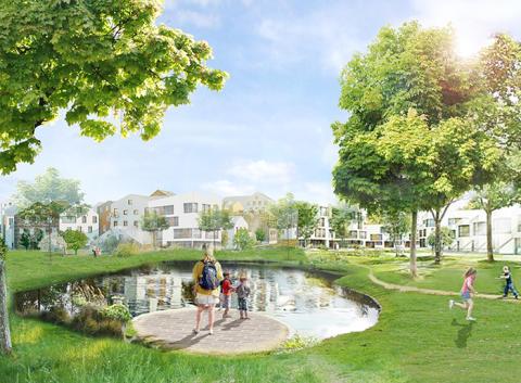 Stort intresse för att bygga på Södra Ladugårdsängen