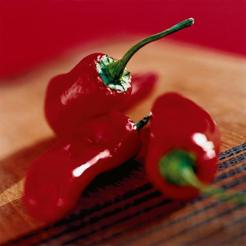 Smärta behandlas med kraften i chili