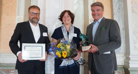 BioArctic vinnare av årets SwedenBIO Award