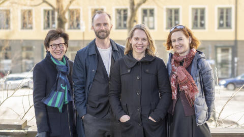 Carlstedt Arkitekter och C.F. Møller Architects fördjupar samarbete
