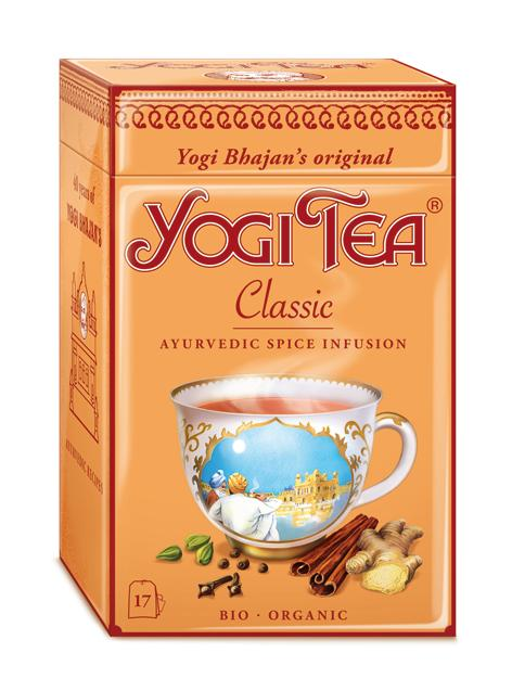Yogi Tea fyller 40 år!