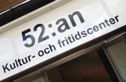 52:an, Baronbackarnas nya kultur- och fritidscentrum i Örebro
