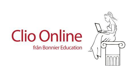 Logotyp Clio Online