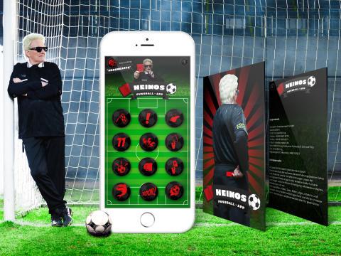 Heino Fußball App