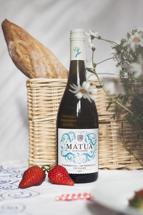 Matua Lands & Legends Sauvignon Blanc 2015