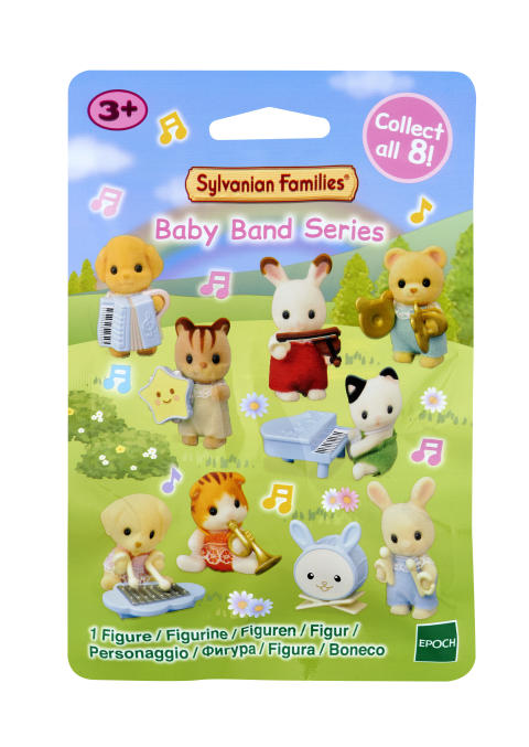 DreamToys2018_Collectables_Sylvanian_Families_Baby_Band_Series