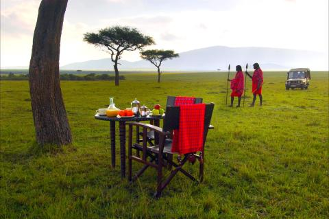 Fairmont Hotels & Resorts > MAR Fairmont Mara Safari Club > Safari Dinner