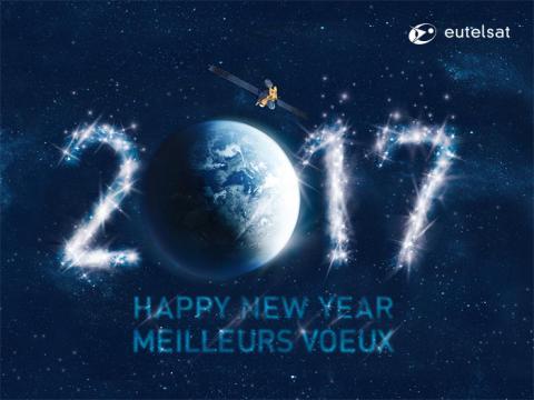 Eutelsat's 12 days of Christmas