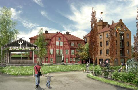 Die neue Kulturdestination Ramme nahe Oslo