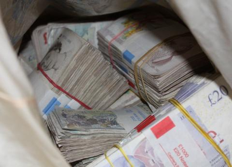 Op Katowice Cash Under the bed 2