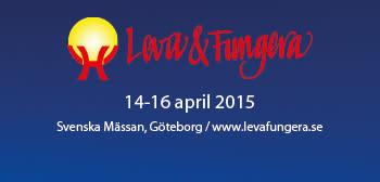 Etac på Leva & Fungera 14-16 april i Göteborg