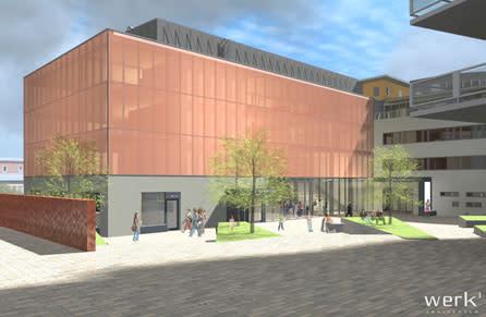 Nytt kulturhus i Kungsängen