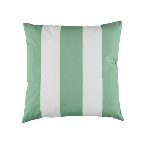 87846-50 Cushion Summer Green stripes