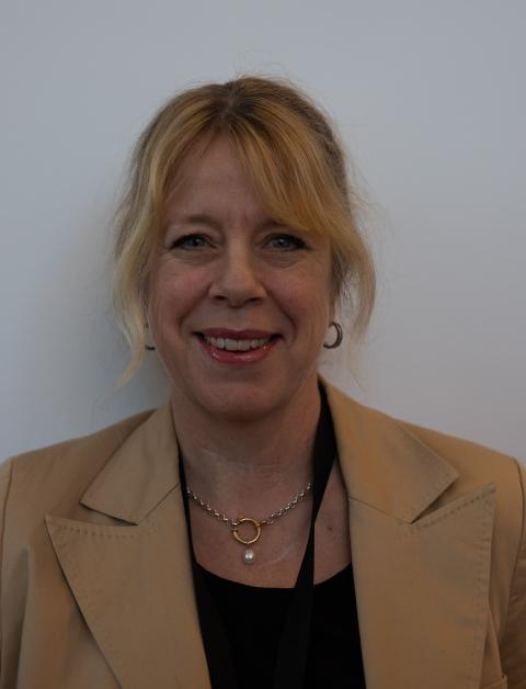 Åsa Törnkvist, biträdande verksamhetschef psykiatri