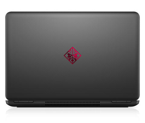 15.6 OMEN by HP_OMEN by HP_Black Shadow Mesh_Back Facing