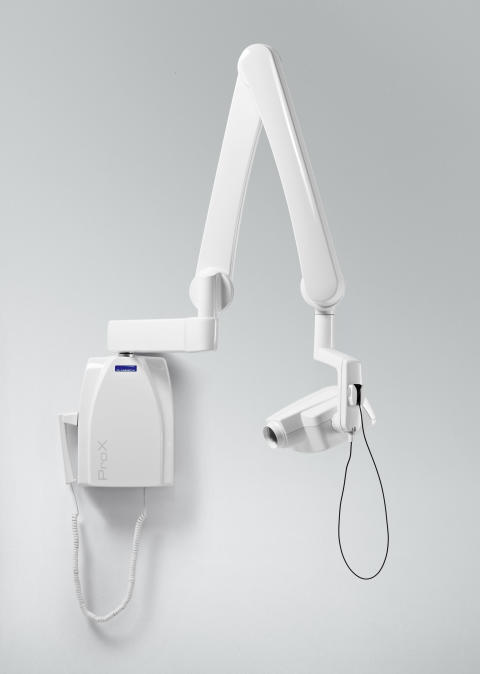 New Planmeca ProX intraoral X-ray unit makes intraoral imaging easier and more precise than ever before
