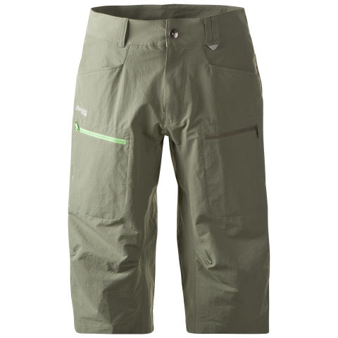 Utne Pirat Pants - Pale Olive/Lime Zest