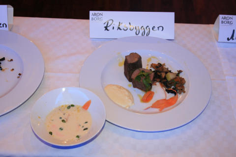 Riksbyggens makalösa soppa vinnare i Årets Svenska Mötesmåltid