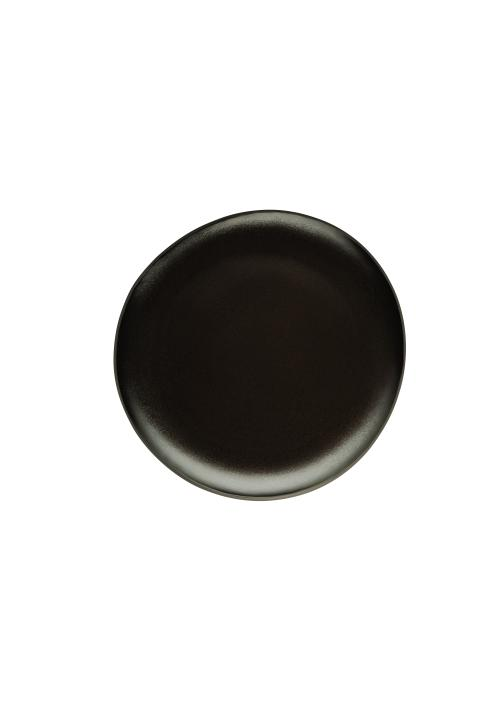 R_Junto_Dark_slategrey_Plate_flat_25_cm