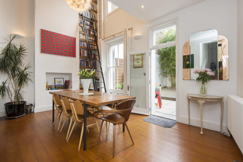 Property of the week -Kentish Town, Lettings: beautifully designed Victorian home