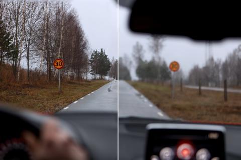 Pressinbjudan till Sveriges största syntest av bilförare  – över en miljon bilister har trafikfarlig syn