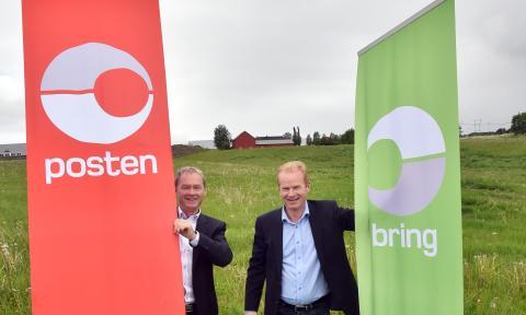 Nytt post- og logistikksenter i Trondheim legges til Torgård