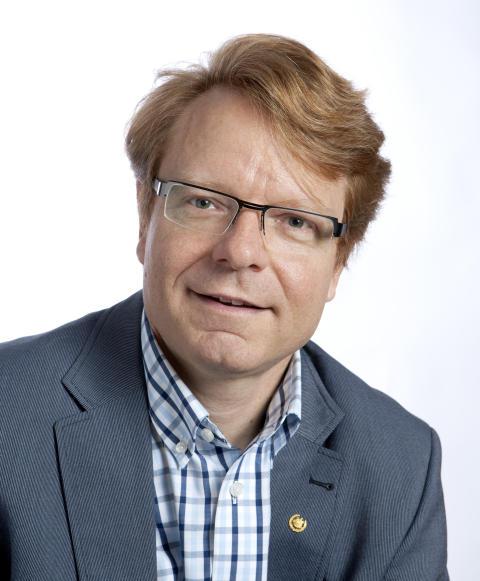 Mats Viberg, prorektor Chalmers