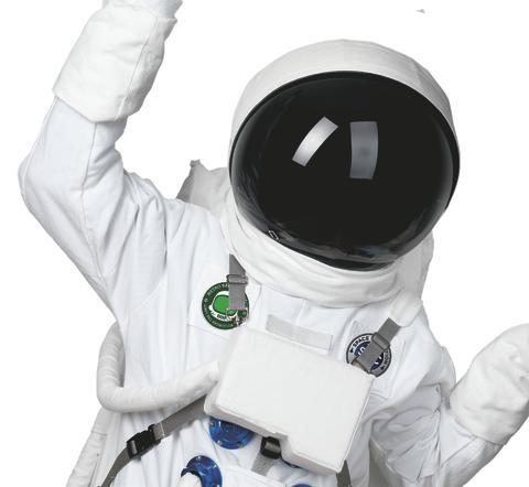 Metro skickar läsare till rymden