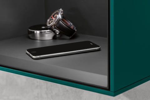 Smart solutions with built in functionalities is a growing trend in the bathroom