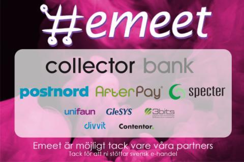 Unifaun sponsrar #emeet Göteborg 7 september