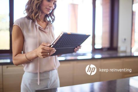 Dette er nye HP