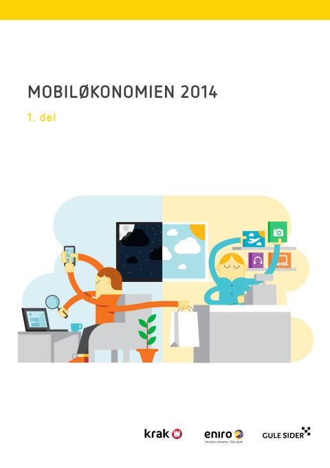 Mobiløkonomien 2014 forside