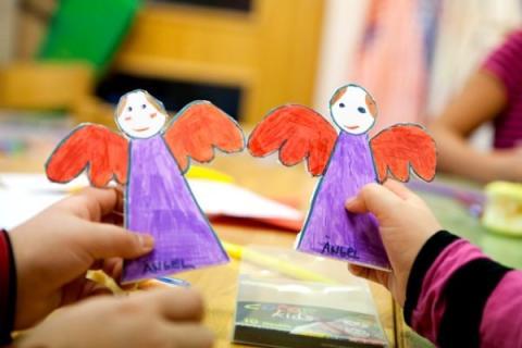 Bönedag för världens barn den 2 oktober