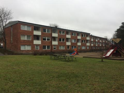 Byggmästargruppen har fått förtroendet att utför stambyte i 136 lägenheter i Hägersten