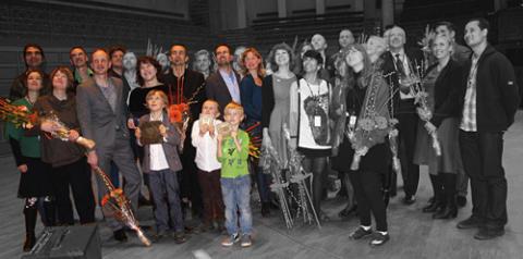 Urbana Villor får Kasper Salin-priset