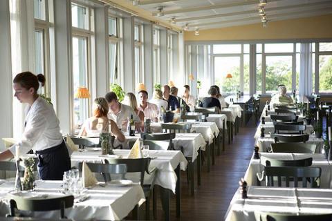 Restaurangen på Smögen Hafvsbad är KRAV-certifierad
