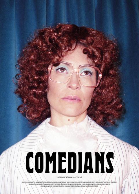 Johanna Nyberg - Comedians