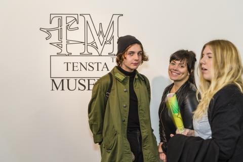 Metahavens design för Tensta museum