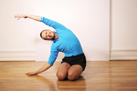 Yoga Online med Växjöinstruktören Magnus Ringberg