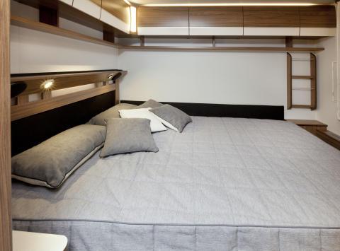 Polar 560 TDB Svit säng (2014)