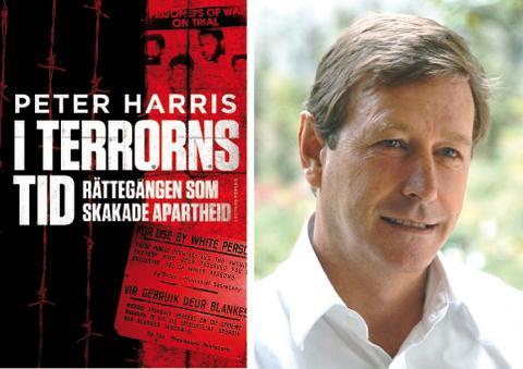 Rättegången som skakade apartheid – ny reportagebok av ANC-juristen Peter Harris.