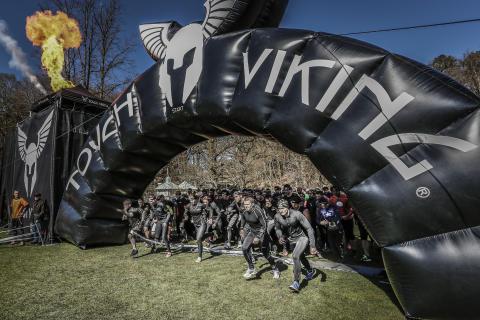 Tough Viking startar tävling i Paris