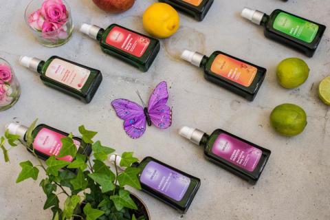 Naturliga oljor - en gåva till huden från naturen
