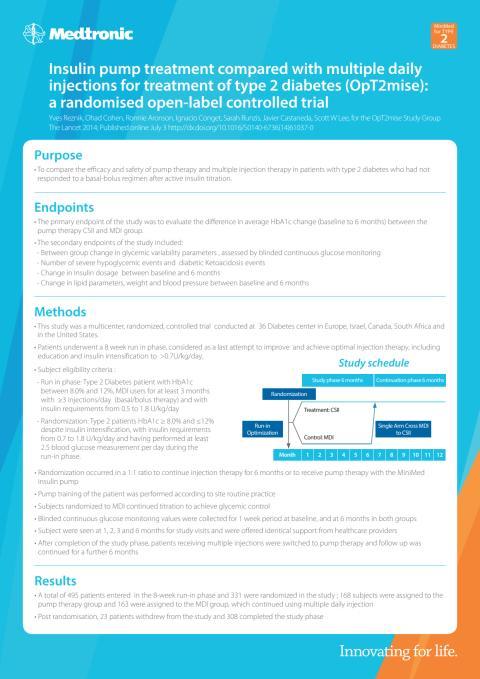 Clinical Summary OpT2mise