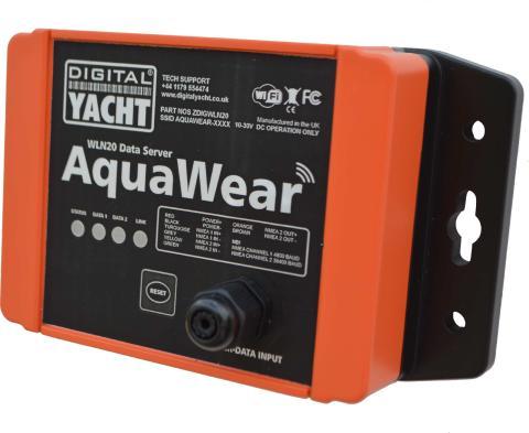 AquaWear Server