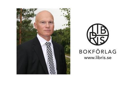 Johan Östman ny försäljningsansvarig på Libris förlag