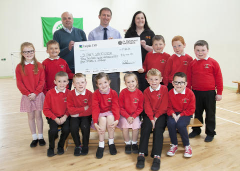 Gruig Wind Farm distributes annual wind fall for local community groups