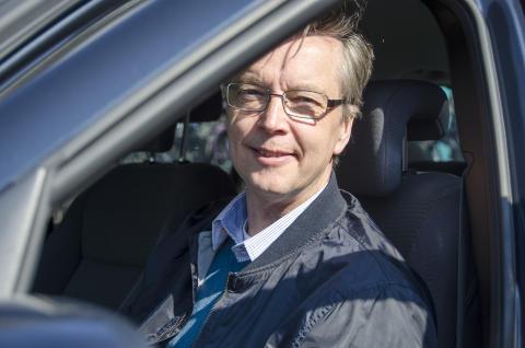 Rikard Gebart, professor vid Luleå tekniska universitet