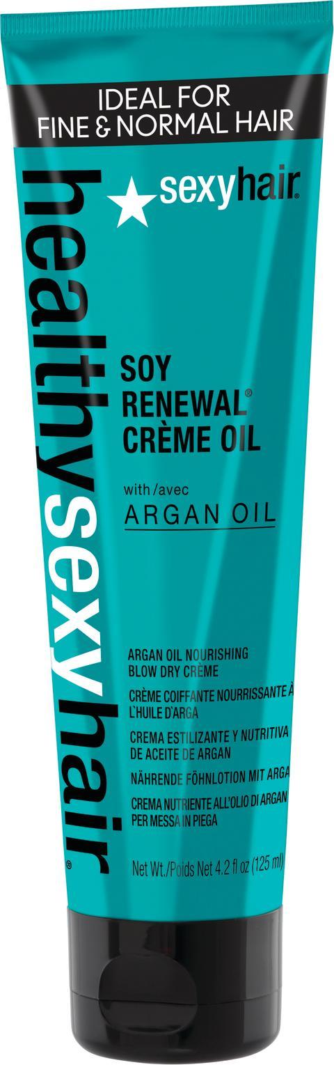 Healthy Sexy Hair - Soy Renewal Cream Oil