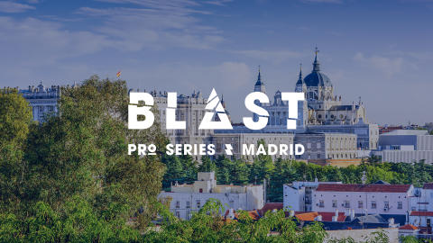 The ultimate guide to BLAST Pro Series Madrid 2019